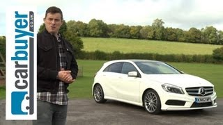 Mercedes A-Class hatchback 2013 review - Carbuyer