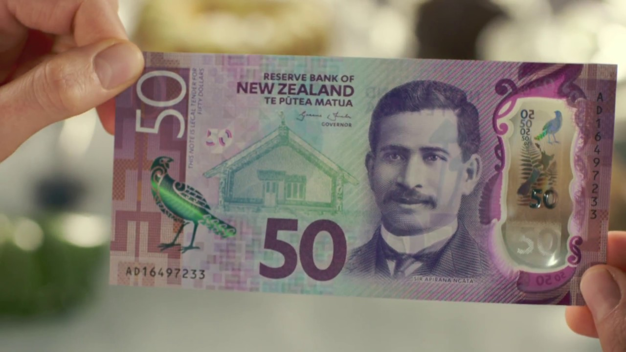 Money Banknotes Security Features
