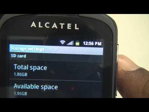 Alcatel Venture Video Clips border=
