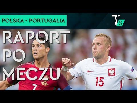 Polska - Portugalia 1-1, karne 3-5. Niedosyt i nadzieja Orłów