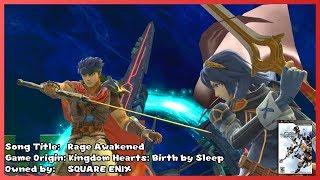 Fit In ULTIMATELY | Rage Awakened (Kingdom Hearts: Birth By Sleep) - Super Smash Bros. Ultimate