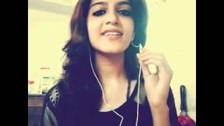 A r Rahman Pudhu Vellai Mazhai Short Cover on Sing! Karaoke by AdvaitaRam and Jamieroxxx Smul
