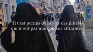 Les Jilbab de couleurs clair comme le violet clair   Sheikh an-Nadjmî