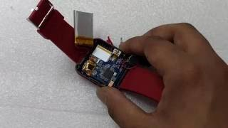 How to open smartwatch