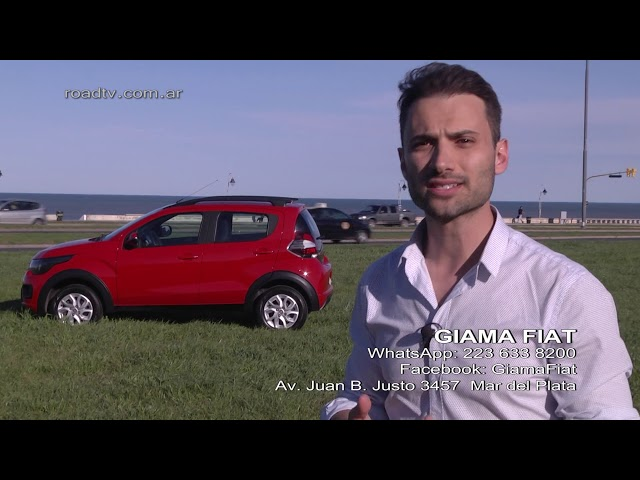 Fiat Mobi Canchero y Economico - GIAMA