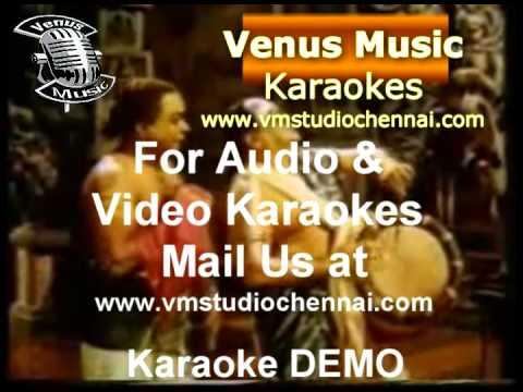 Singara Velane Deva Karaoke
