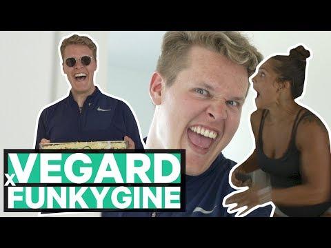 Vegard X Funkygine #12: Overrasker Funkygine med middag