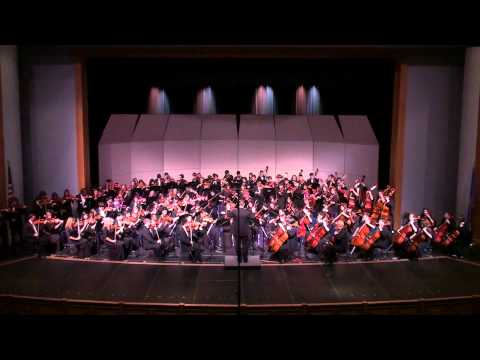 COLDPLAY - Viva la Vida - Full Edmond North Orchestra