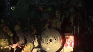Raw: Militants Attack Pakistan Police Academy