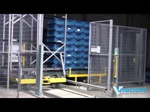 Viscon Logistics - Material Handling Systems