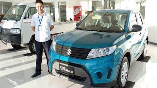 Suzuki Vitara Philippines   Full Review 2018   Rival of Nissan Juke and Ford Eco Sport