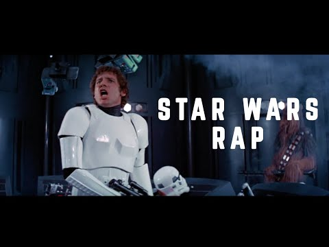 Star Wars: A New Hope — The Rap