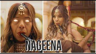 Nageena (Enchantress of the Deserts) - The Snake Charmer   Bagpipe Folk Dubstep  