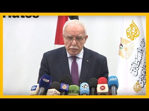 صورة فيديو : قطر تعتذر عن تسلم رئاسة الدورة الحالية لجامعة الدول العربية عوضا عن السلطة الفلسطينية
