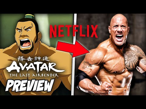 Avatar The Last Airbender Netflix Preview (2021) - Casting Rumors For Live Action Series