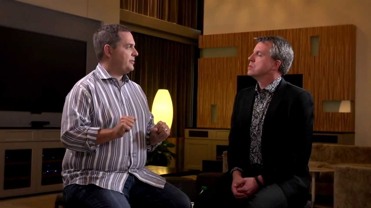 Xbox's Major Nelson & Marc Whitten Discuss Xbox One Architecture