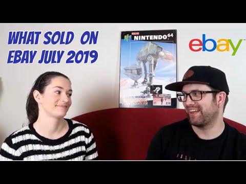 What Sold On Ebay Australia July 2019 - Reselling In Australia