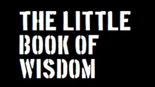 The Little Book Of Wisdom! (Law Of Attraction) Chapter 1