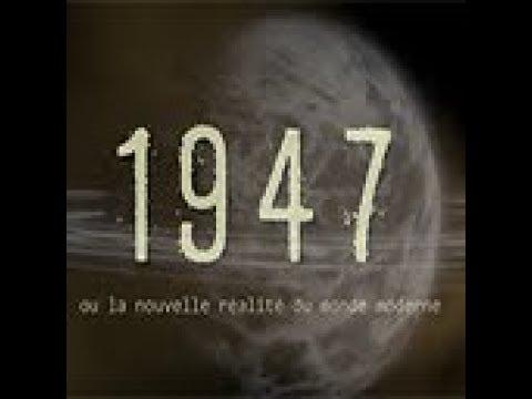 1947 ou la nouvelle réalité du monde moderne