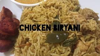 Chicken Biryani | Sindhu's Kitchen Recipes | Tasty Chicken Biryani | Hotel Style Chicken Biryani