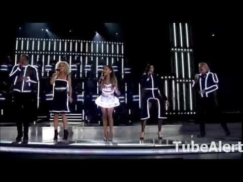 [HOT] Ariana Grande Interrupted Little Big Town's 2014 CMA Awards Performance With A 'Bang Bang'