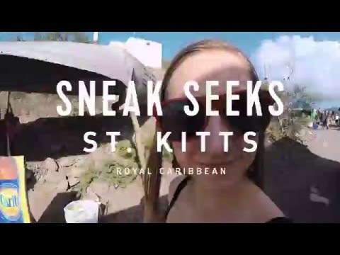 Sneak Seek | St. Kitts Beaches