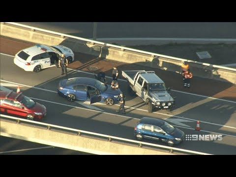 Chase Drama | 9 News Perth