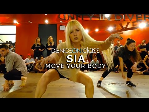Thumbnail: Sia - Move Your Body | Nika Kljun Choreography | DanceOn Class