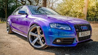 Driving Passion Widebody Audi S4 Review