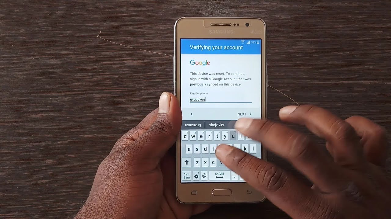Samsung J2 FRP Unlock | youthsgalaxy