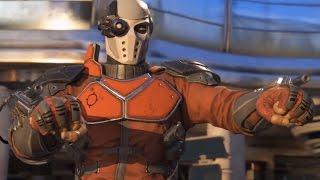 Injustice 2 - The Flash vs Deadshot (Story Battle 18) [HD]