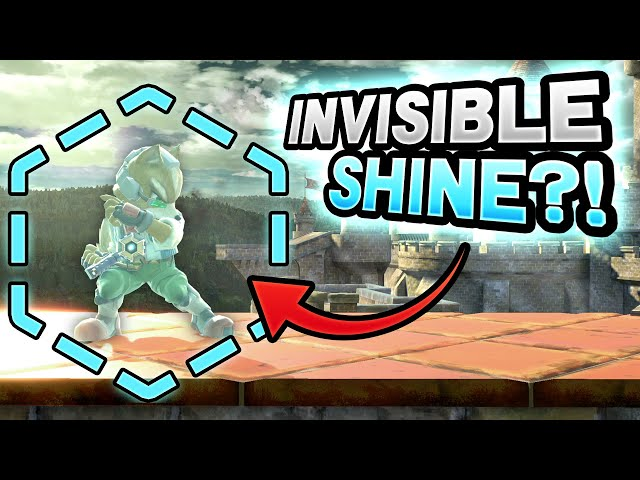 How To Do The Invisible Shine With Fox [SMASH REVIEW #77]