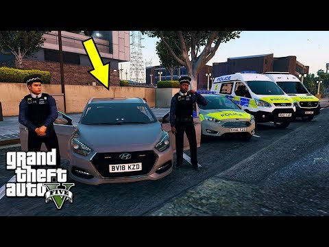 GTA 5 MODS UK POLICE | UNMARKED PROACTIVE CRIME TEAM! | LSPDFR: THE BRITISH WAY #175