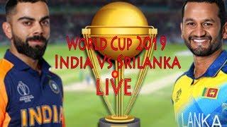 India vs Sri lanka world cup 2019 | Game Play with live score | Newsnasha