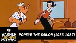Popeye- The 1960-s Animated Classics Collection -Preview Clip-