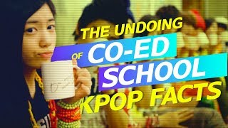 The Undoing of Kpop Group CO-ED School | Kpop Facts