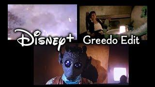 Greedo Maclunkey UPDATE Disney+ | Comparison Video | NEW Canina Scene | MACLUNKEY