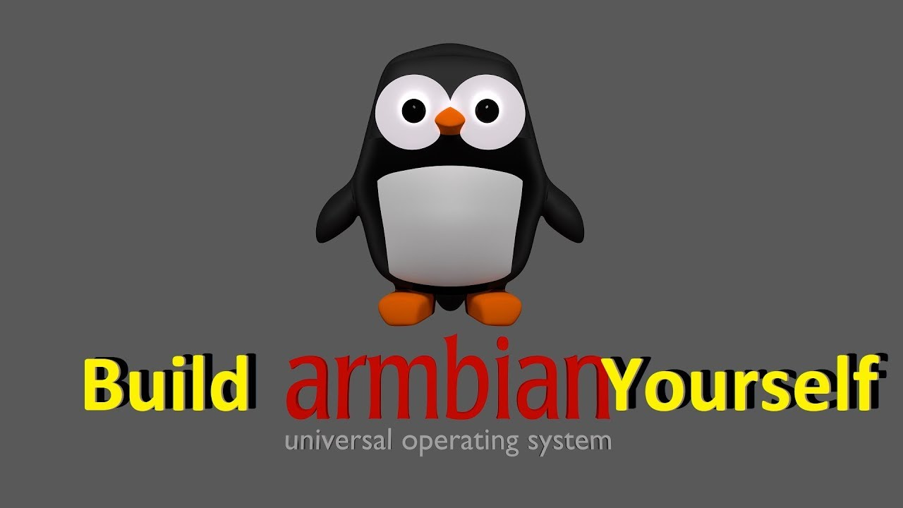 How to build my own image or kernel? - Development - Armbian