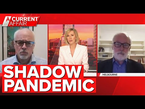 'Shadow pandemic': Australia's mental health crisis amid lockdowns | A Current Affair