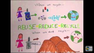 Recycle Poster Contest 2015