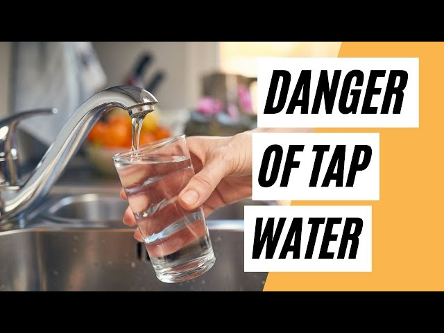 Tap Water's Chlorine Content And How It Can Affect You  (Danger Of Tap Water)