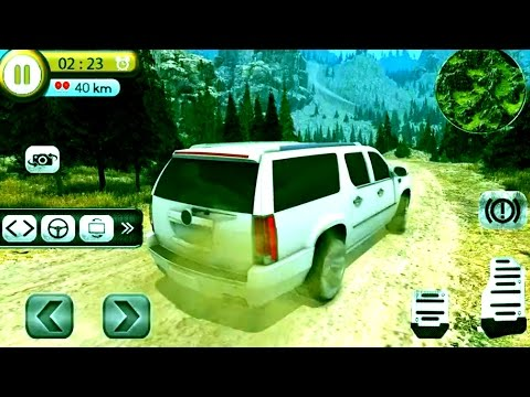 Offroad Escalade 4x4 Driving - Android Gameplay HD