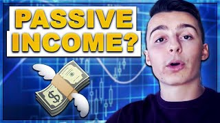 Is Trading Stocks Passive Income???