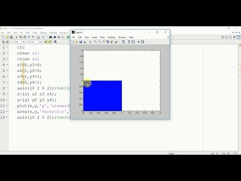Download Triangle Plot In Matlab Different Color And