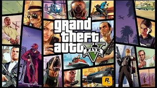 Grand Theft Auto V Gameplay on The MSI GT80 Titan SLI 2560x1600