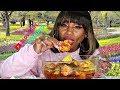 Deshelled Seafood, Potato's, & Corn (BEAST MODE!)