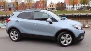 Opel Mokka - видео-дополнение к тесту InfoCar.ua