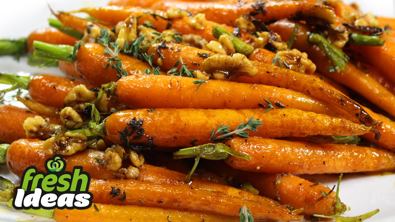 recipe: roasted parsnips and carrots with maple syrup [18]