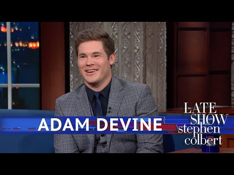 Adam Devine Loves the Food in Charleston, But He Won't Eat Grits
