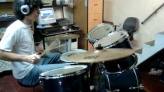 Arctic Monkeys - Dangerous Animals (drum cover)